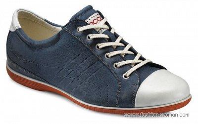 спортивная  обувь Ecco весна 2011