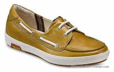 коллекция обуви Ecco 2011