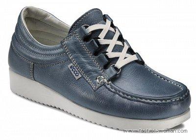 коллекция обуви Ecco весна 2011