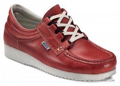 обувь  Ecco весна 2011