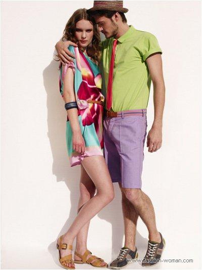 реклама Ecco весна 2011