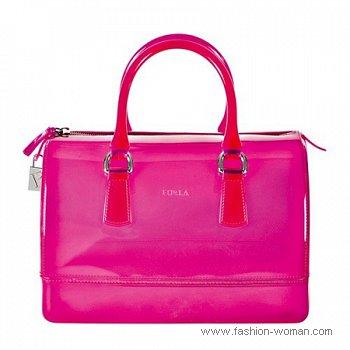 яркая летняя сумка  Furla