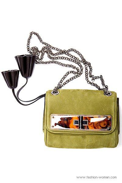 модная сумка Barbara Bui весна-лето 2011