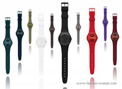Модные часы Swatch
