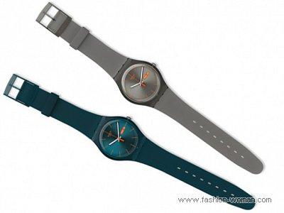 Модные часы 2011 от Swatch