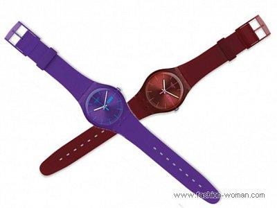 Часы модные