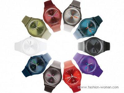 часы модные Swatch