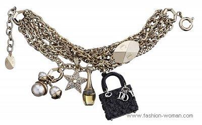 браслет от Christian Dior