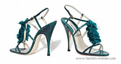 вечерняя обувь от Brian Atwood