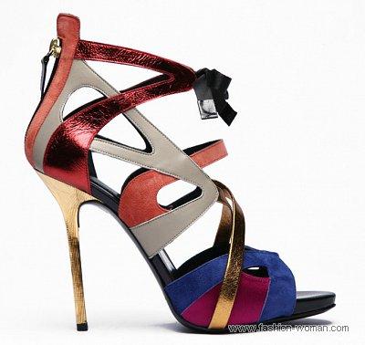 вечерняя обувь от Diego Dolcini