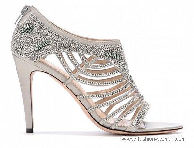 вечерняя обувь от Jean Michel Cazabat