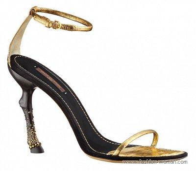 модные босоножки от Louis_Vuitton
