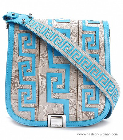 яркая сумка от Versace