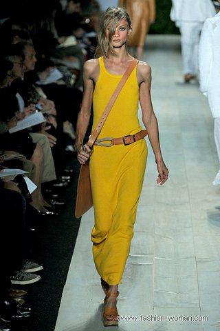 Желтый - модный цвет сезона