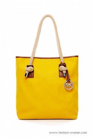 модная сумка от Майкла Корса