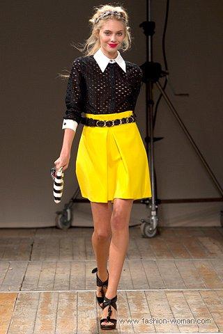 модная юбка 2011