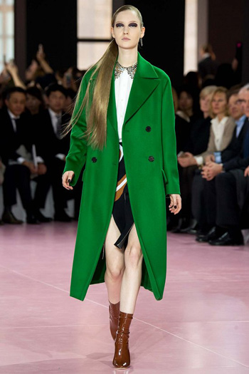 Christian Dior осень-зима 2015-2016