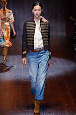 Мода Gucci весна-лето 2015