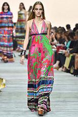 Мода Roberto Cavalli весна-лето 2015