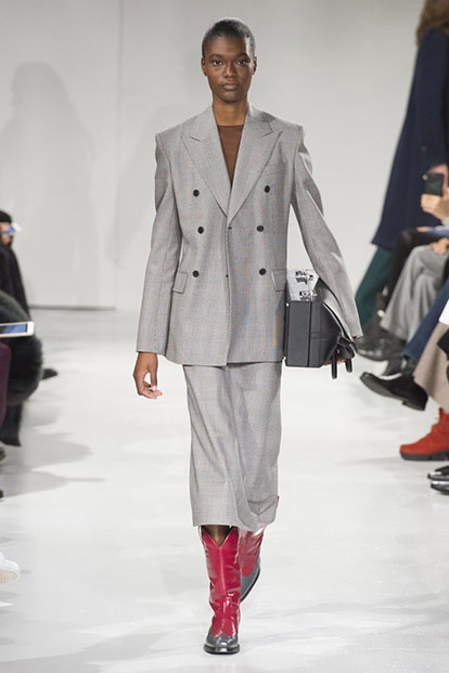 Коллекция Calvin Klein осень-зима 2017-2018