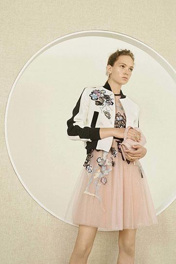 Коллекция Elie Saab мода 2017