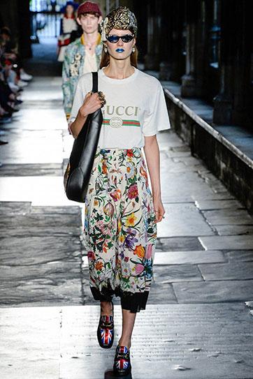 Мода 2017 Gucci