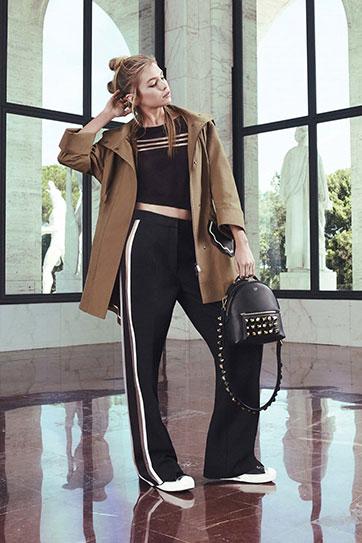 Мода 2017 Fendi