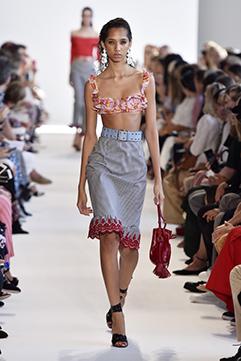 Коллекция Altuzarra мода весна-лето 2017