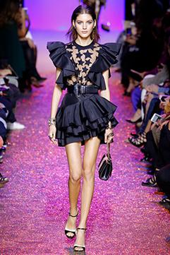 Коллекция Elie Saab мода весна-лето 2017