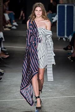 Коллекция Monse мода весна-лето 2017