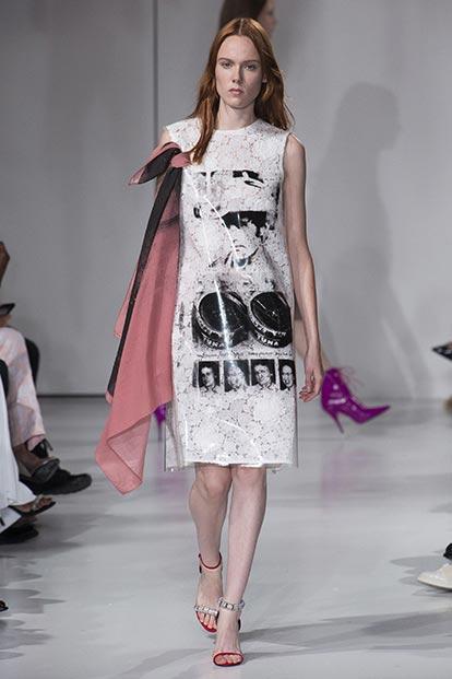 Коллекция Calvin Klein 2018