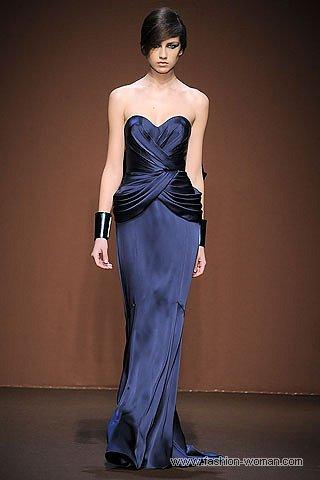 Вечерние платья-бюстье