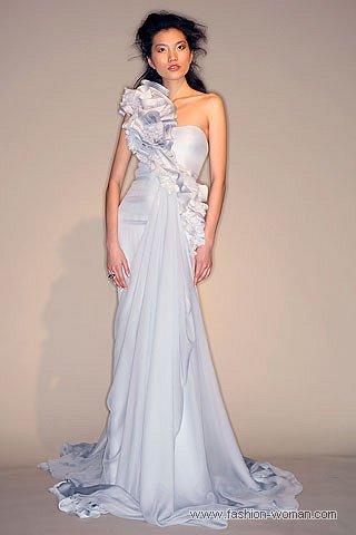 Вечернее платье от Мarchesa