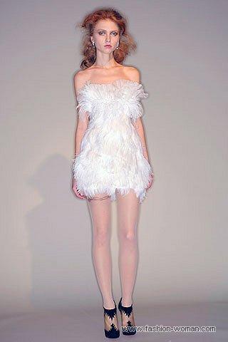 Платье от Мarchesa