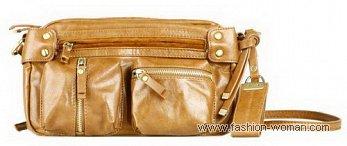 Бежевая сумка от от Parfois