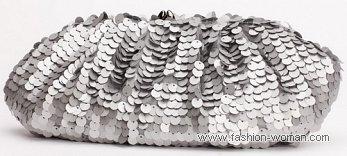 сумка с пайетками от Parfois осень-зима 2010-2011