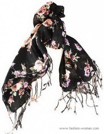 шейный платок от Parfois осень-зима 2010-2011