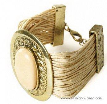браслет в винтажном стиле