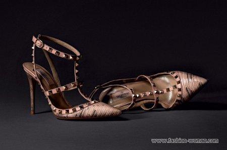 обувь от Валентино осень-зима 2010-2011