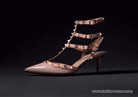 обувь от Valentino осень-зима 2010-2011