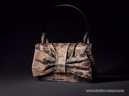 сумка с бантом от Valentino