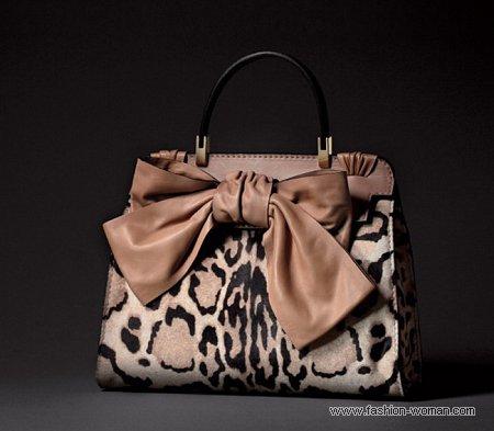 элегантная  сумка от Валентино