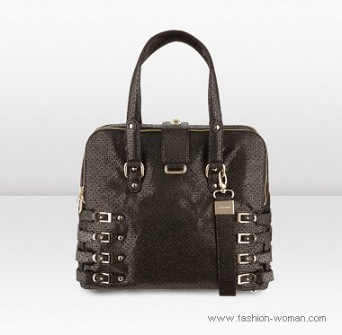 Черная сумка BLYTHE
