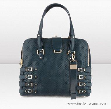 синяя сумка BLYTHE