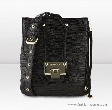 сумка через плечо от Джимми Чу осень-зима 2010-2011