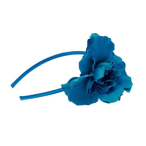 ободок для волос с цветком