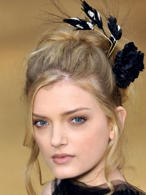 аксессуары для волос от Шанель