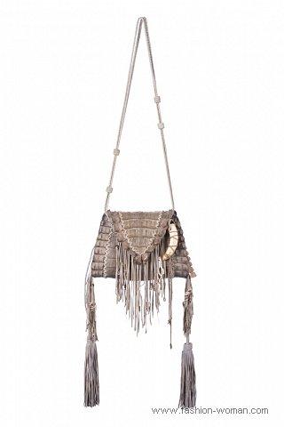 Модная сумка от Roberto Cavalli