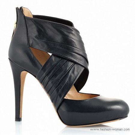 стильные туфли отBallin