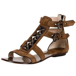 сандалии в греческом стиле